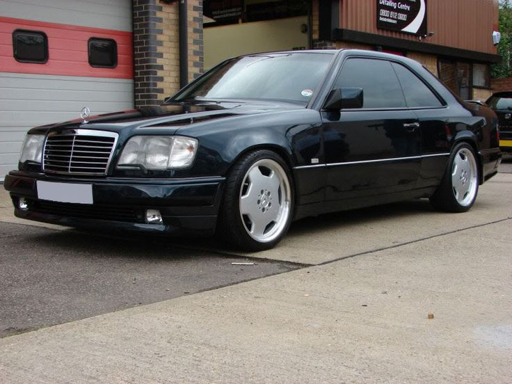 mercedes w124 coupe mercedes e klasse pinterest. Black Bedroom Furniture Sets. Home Design Ideas