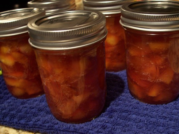 Canning - Nectarine Preserves | Canning & Preserving, dairying, spiri ...