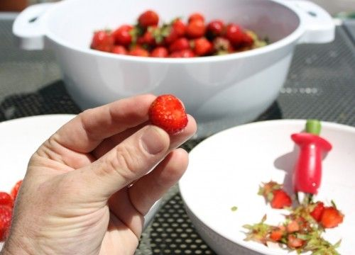 perfect strawberry jam