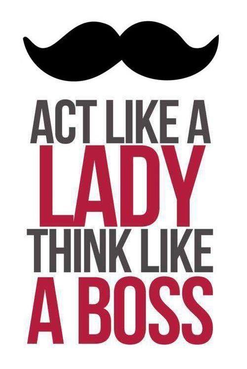 Lady Vs Boss