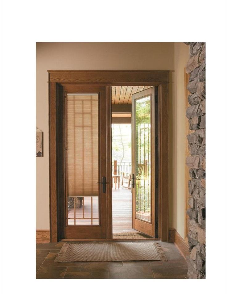 Pella designer series patio door pella designer series for Pella doors