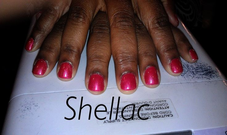 Shellac Nails | The Nail Daiquiri | Pinterest