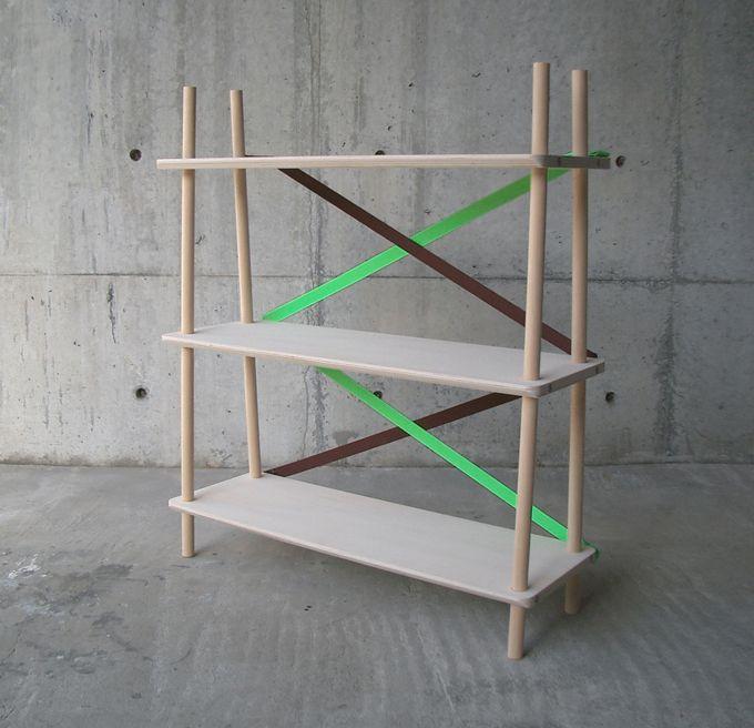 x shelf ++ naoya matsuo