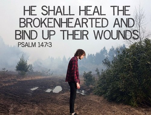 how to heal and move on from a broken heart