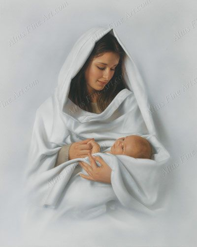 But Mary kept all these things, and pondered them in her heart. ~ Luke ...