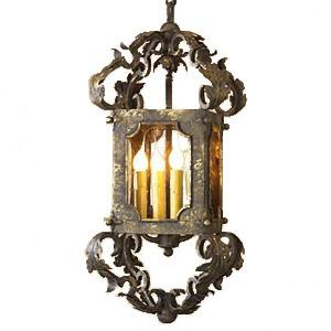 wrought iron lighting fixture lighting ideas pinterest. Black Bedroom Furniture Sets. Home Design Ideas