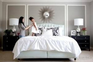 Simple Bedroom Updates diy master bedroom update | brownie bites blog