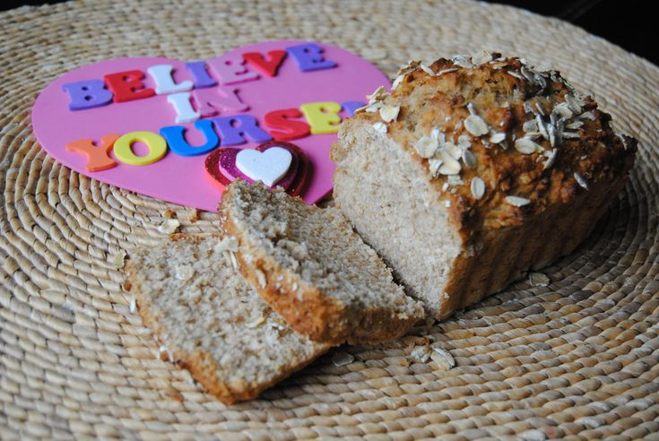 "Quick"" Honey Oat Bread 