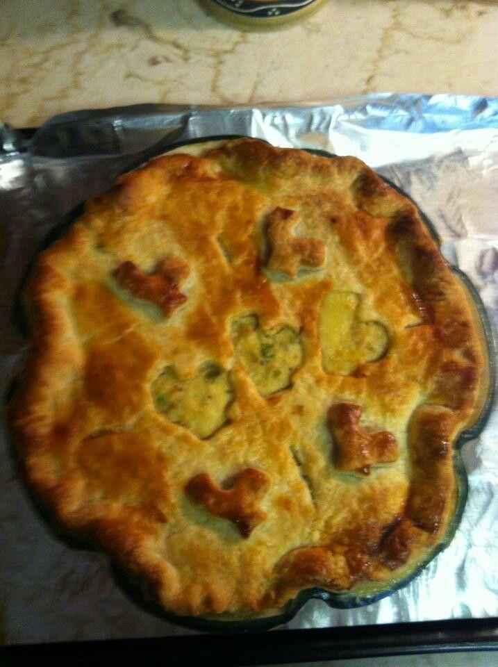 Ree's Chicken Pot Pie