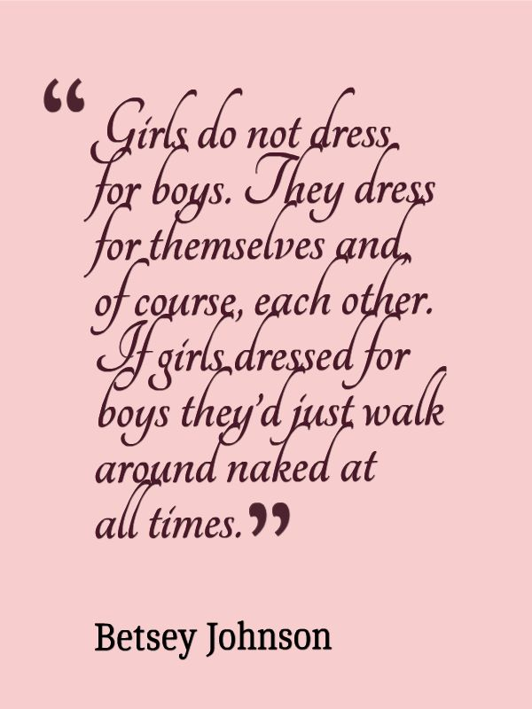 Innovative Quotes About Dressing Up QuotesGram