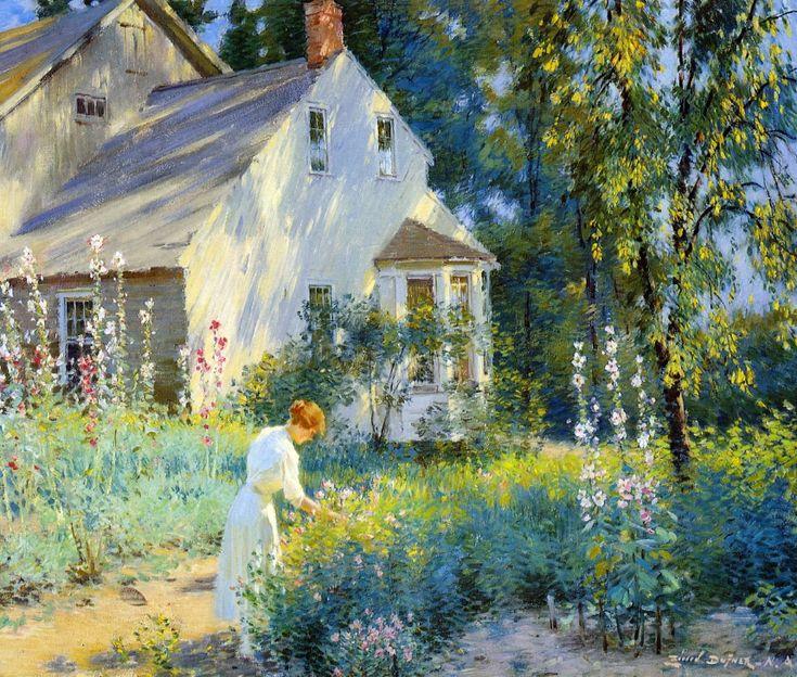 fleurdulys: Morning Sunshine - Edward Dufner
