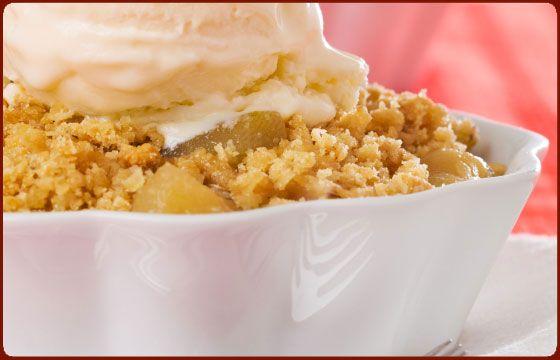 APPLE-PEAR CRISP - Traeger Grill Recipes | Mmmmm The Finale | Pintere ...