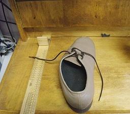 Custom Made Ortho Shoes