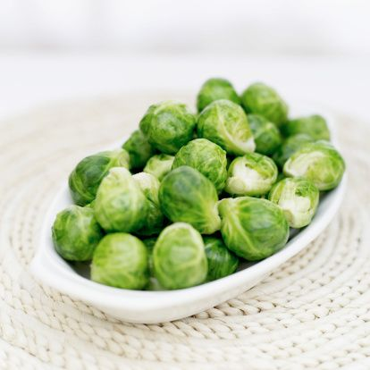 Mustard Braised Brussels Sprouts Dish – Recipe Of The Week