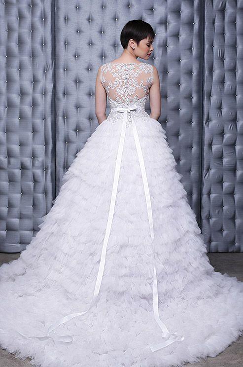 unique custom veluz wedding dresses