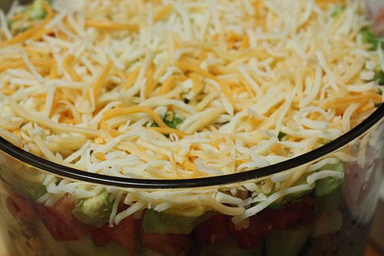 Mexican Shrimp Cobb Salad | Skinnytaste