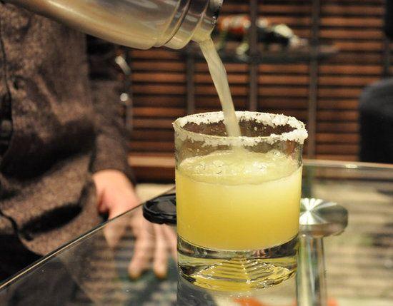 Salty Dog: Grapefruit juice, lemon, and vodka or gin make for a ...