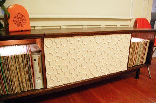 Gregory's Project: The Stereo Cabinet #7 - Moving On