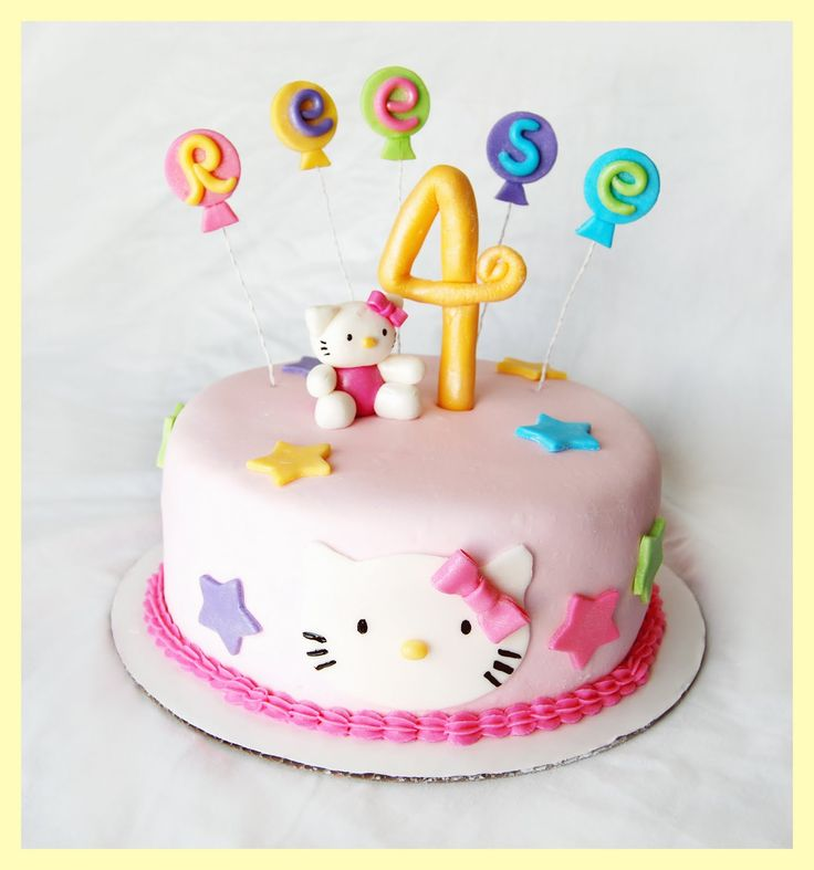 Cake Designs Of Hello Kitty : Hello Kitty Cake Designs Hello Kitty Birthday Party ...