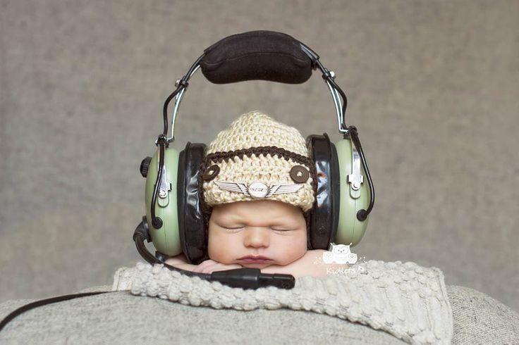 Newborn Boy - Pilot