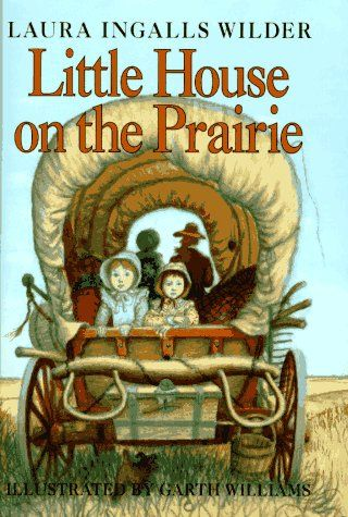 Little House On The Prairie Series by Laura Ingalls Wilder. One of my childhood favorites.