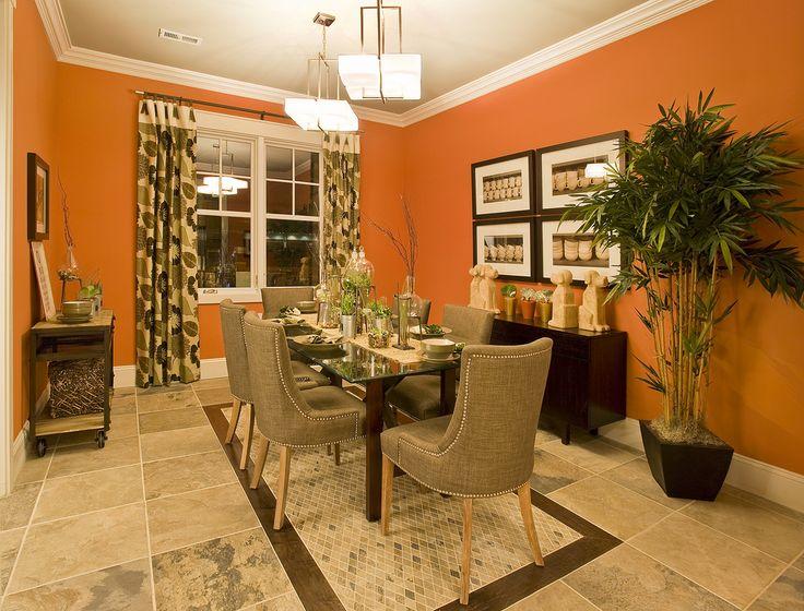 Modular Dining Room : The Woodside Modular Home - dining room  Modular homes  Pinterest