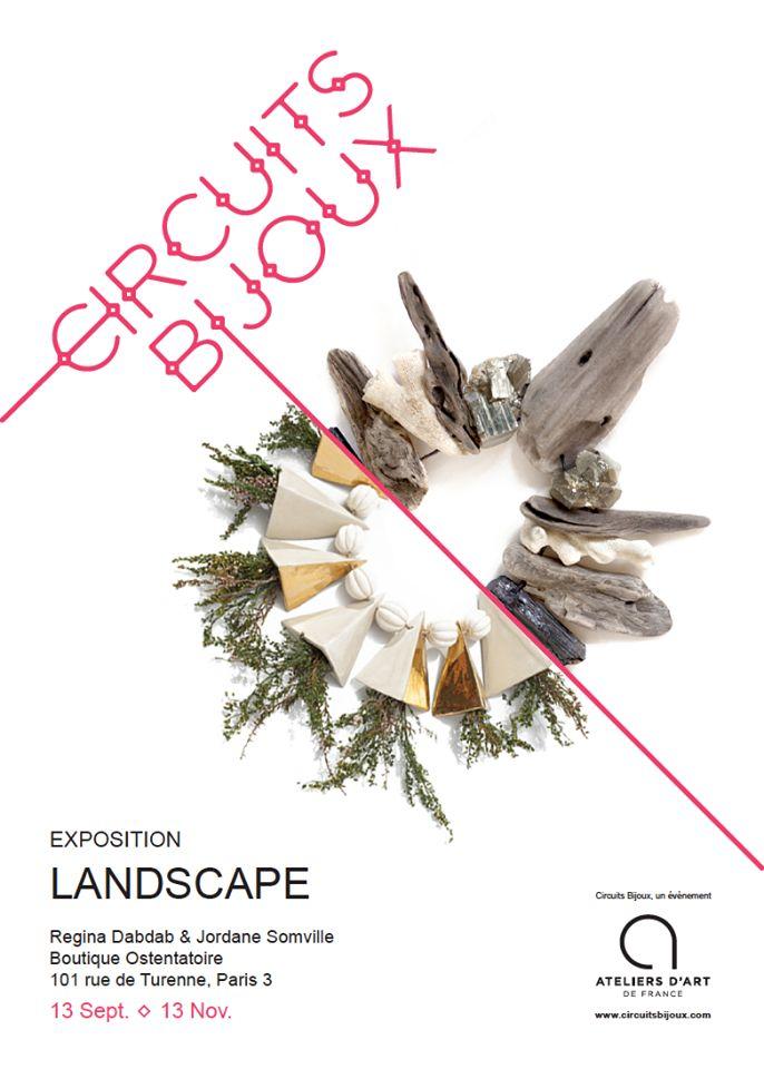"Regina Dabdab Jewelry - EXPO ""Landscape"""