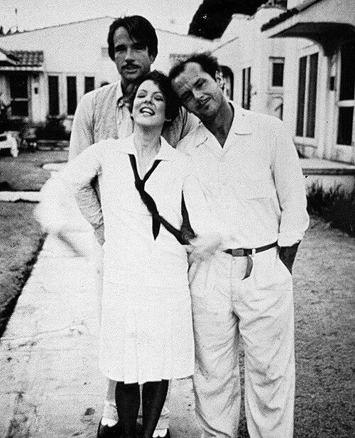 Jack Nicholson, Warren...
