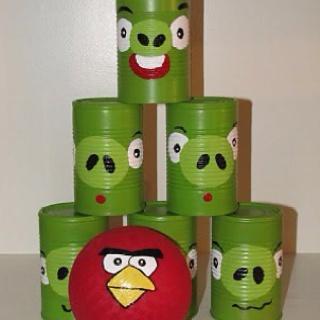 LOL DIY Angry Birds!