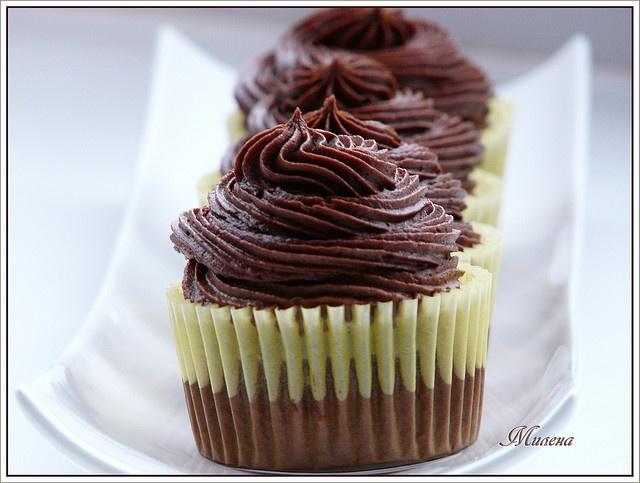 Devil's Food Cupcake | Cupcakes Cookies Cakes | Pinterest