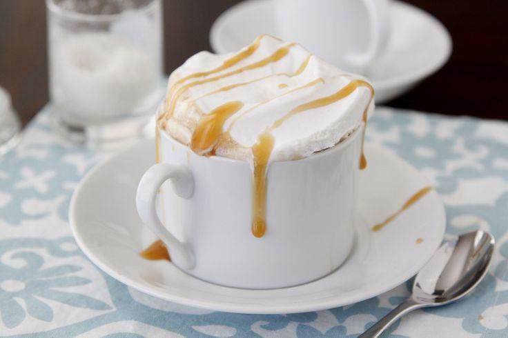 Boozy Salted Caramel Mocha | Recipe