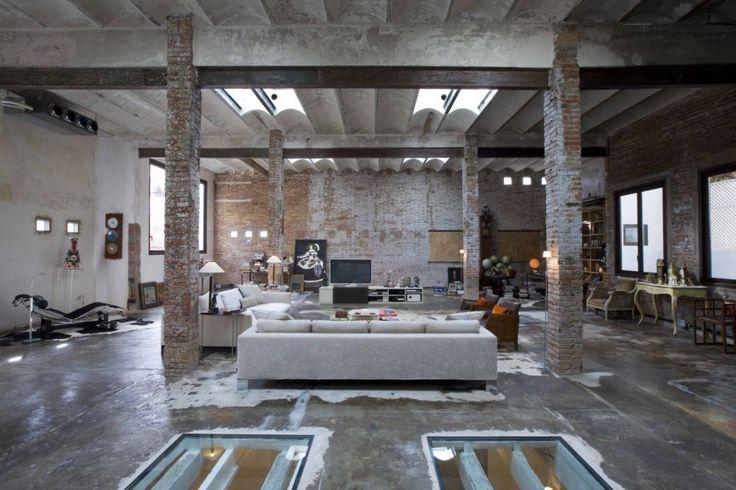 TrendHome: Printing Factory Loft [Barcelona]