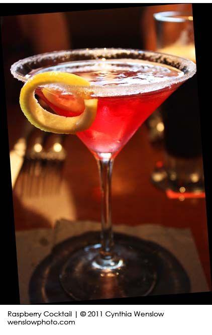 Raspberry Cocktail. | Call me Rita, margarita! | Pinterest