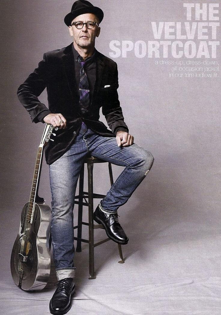 Rocker Fashion For Men Rock And Roll Style For Men Rock N Roll Pinterest