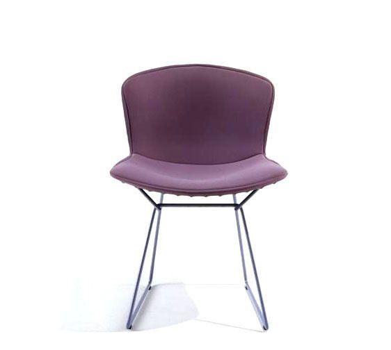Bertoia side chair knoll purple stuff 7 pinterest