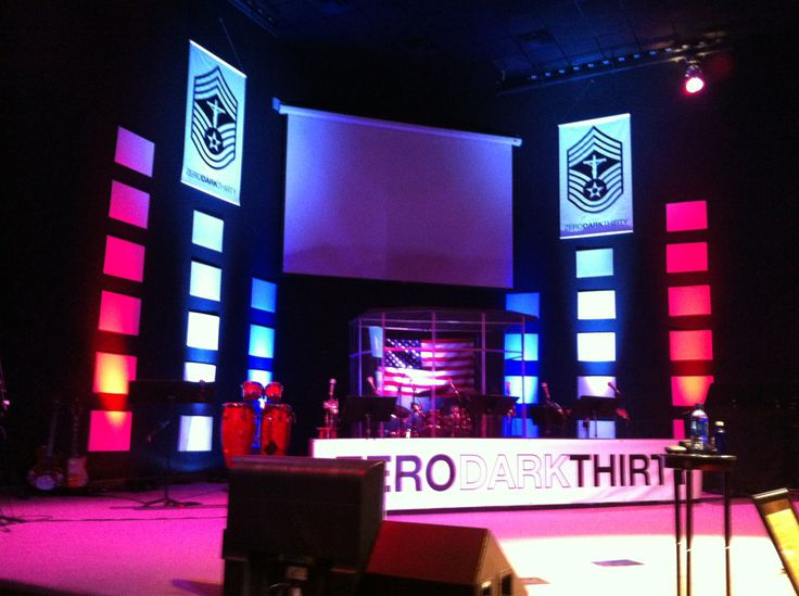 Cheap Church Stage Design Ideas Zero Dark Thirty Church Stage