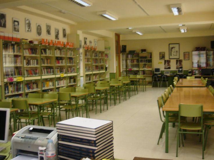 Para leerte mejor: Nuestra biblioteca IES Aricel, Albolote