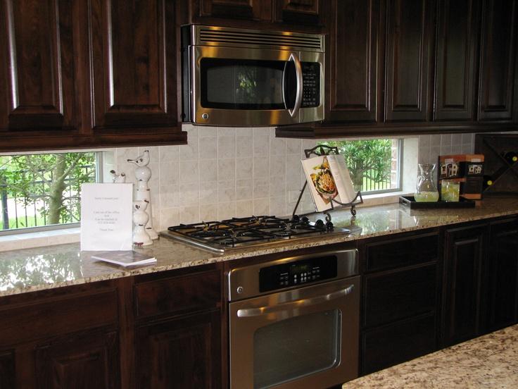 Trendmaker Homes Kitchen In Cross Creek Ranch