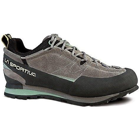 104.95 La Sportiva Boulder X Womens Approach Shoes 35 Grey/Orange