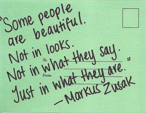 Quotes About Real Beauty Quotes on Beautiful People