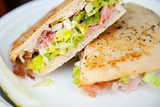 panini ham and cheese panini cuban panini antipasto stromboli panini ...