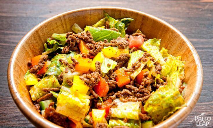 taco Salad | Mexican Recipes | Pinterest