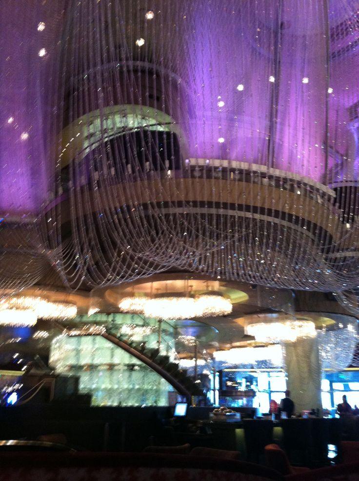 Chandelier bar Las Vegas las vegas