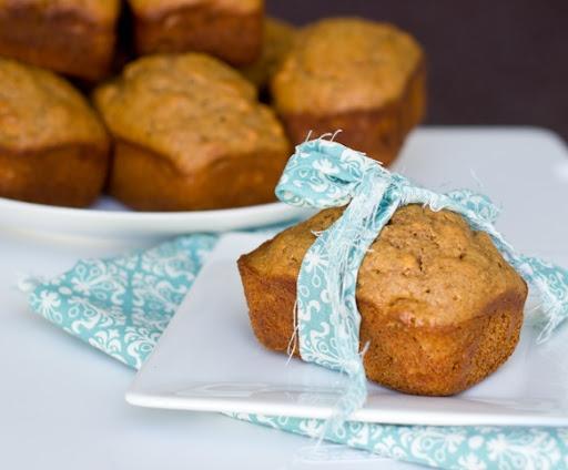 Whole Wheat Apple Spice Bread | Food & drinks | Pinterest