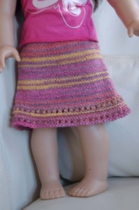 Knitting Pattern For Dolls Skirt : Pin by Karissa Liloc on Mo Pinterest
