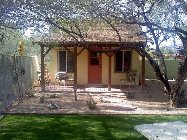 backyard tiny guest house tiny homes pinterest