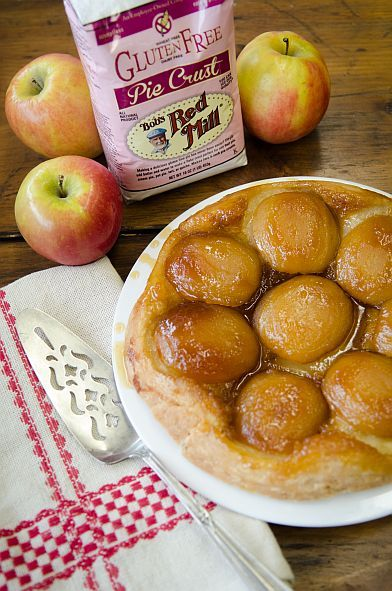 GF Apple Tarte Tatin | Bob's Red Mill