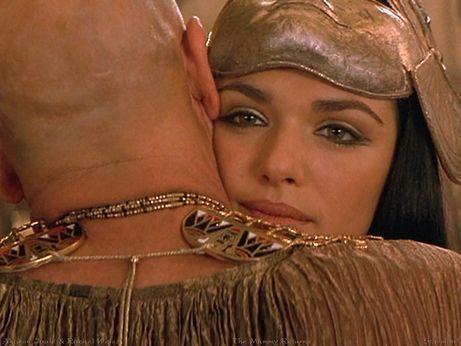 rachel weisz as nefertiti the mummy returns makeup