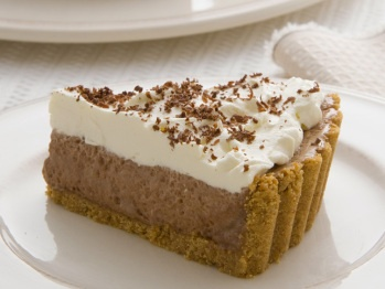 Chocolate Chiffon Pie | Recipe