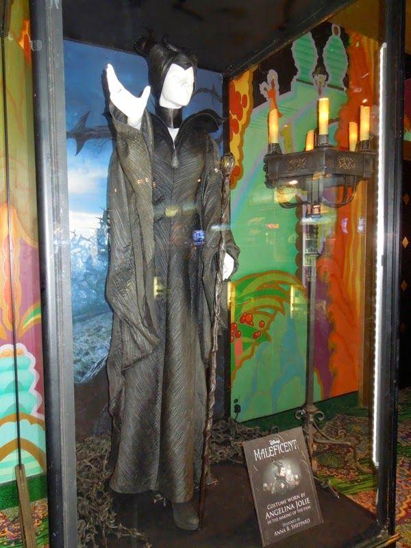 Angelina Jolie Maleficent Christening scene costume